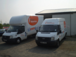 Photo of furniture scheme vans